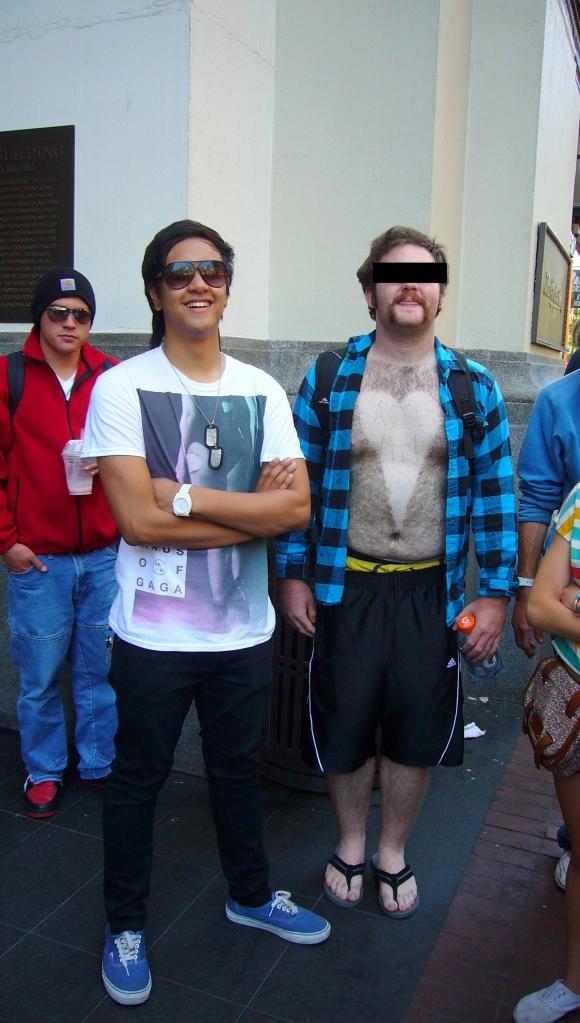 SF (3) ~ Pride Parade ...Ohh My O.O