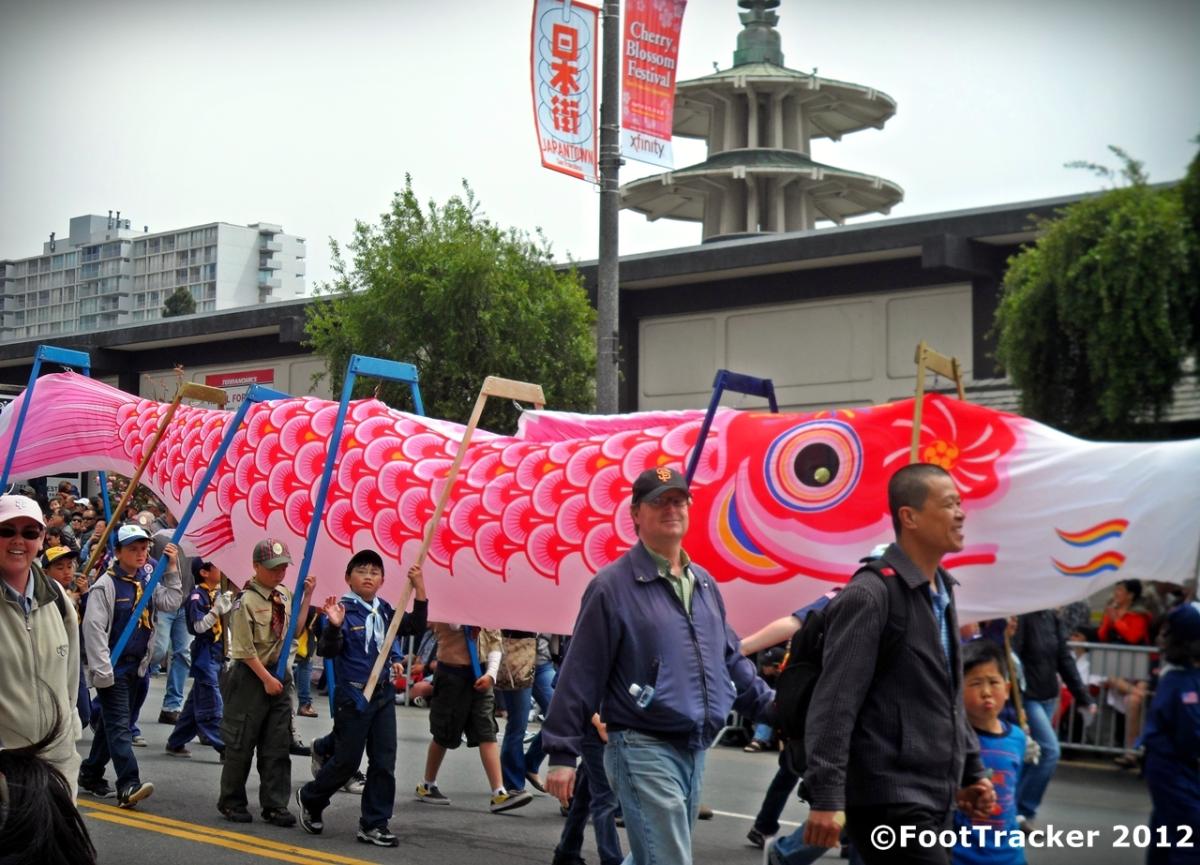 Cherry Blossom Grand Parade!